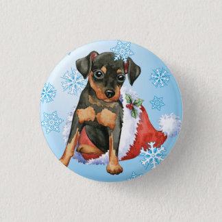Happy Holidays Min Pin