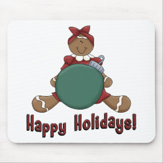 Happy Holidays! Mouse Mats