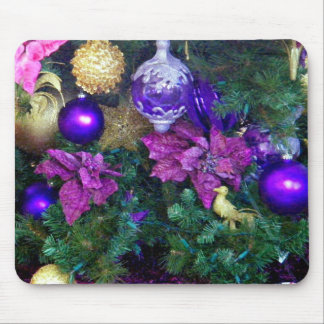 Happy Holidays_ Mouse Pad