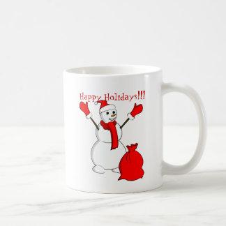 Happy Holidays!!! Mugs