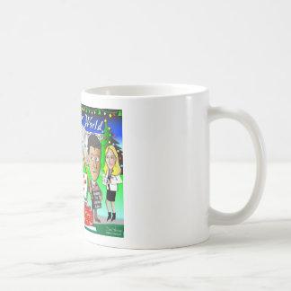 Happy Holidays New Management Coffee Mug