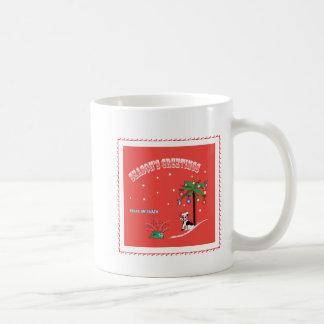 Happy Holidays Peace on Earth Coffee Mug