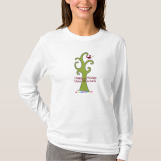 Happy Holidays, Peace on Earth T-Shirt