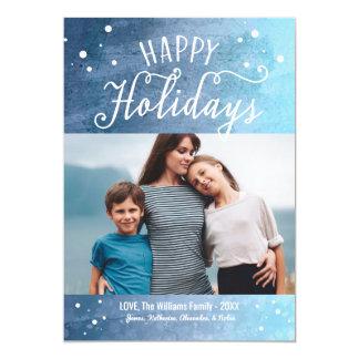 Happy Holidays | Photo Greeting Card