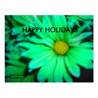 HAPPY HOLIDAYS POST CARDS