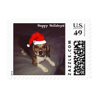 Happy Holidays! Postage
