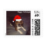 Happy Holidays! Postage Stamp