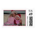 Happy Holidays! Postage Stamps