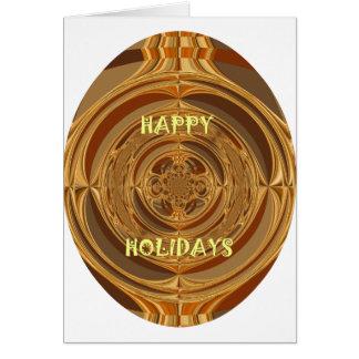 Happy Holidays Seamless Hakuna Matata Seasonal Gif Card