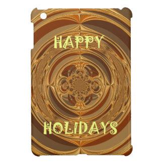Happy Holidays Seamless Hakuna Matata Seasonal Gif Cover For The iPad Mini