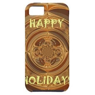 Happy Holidays Seamless Hakuna Matata Seasonal Gif iPhone SE/5/5s Case