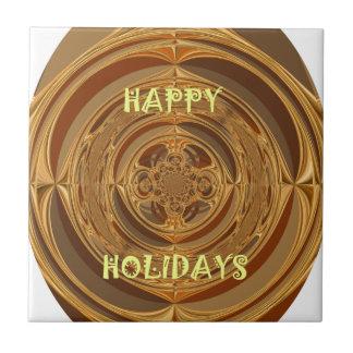 Happy Holidays Seamless Hakuna Matata Seasonal Gif Tile