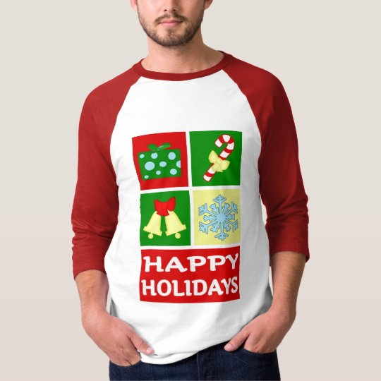 Happy Holidays Shirts