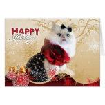 Happy Holidays - Shopaholics Cards