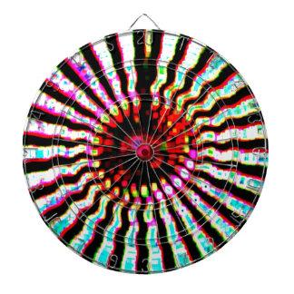 Happy Holidays Sparkle Energy Art Dart Boards