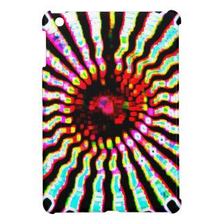 Happy Holidays Sparkle Energy Art iPad Mini Cover
