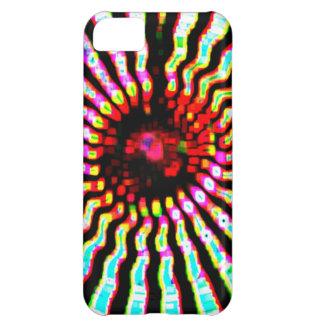 Happy Holidays Sparkle Energy Art iPhone 5C Case