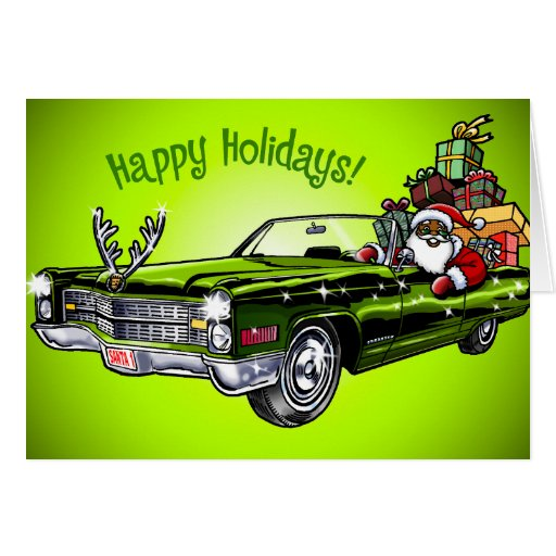 Happy Holidays! Stationery Note Card