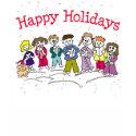 Happy Holidays T-shirt shirt