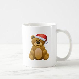 Happy Holidays Teddy Bear Coffee Mugs