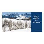 Happy Holidays Template Card Photo Card Template
