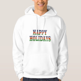 HAPPY HOLIDAYS TEXT; HappyHOLIDAYS lowprice GIFTS Hoodie