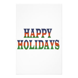 HAPPY HOLIDAYS TEXT; HappyHOLIDAYS lowprice GIFTS Stationery