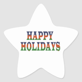 HAPPY HOLIDAYS TEXT; HappyHOLIDAYS lowprice GIFTS Stickers