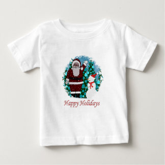 Happy Holidays The infant t-shirt