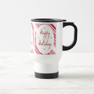 Happy Holidays Travel Mug