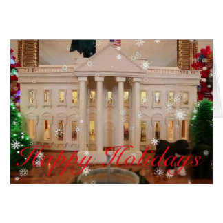Happy Holidays - WH 2013 Greeting card