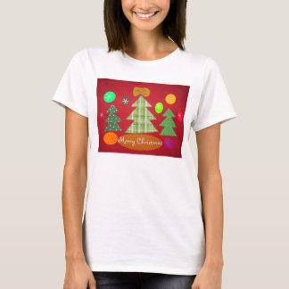 Happy Holidays Women Beauty Dresses Shirts & Tops