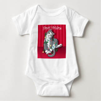 Happy Holidaze Baby Bodysuit