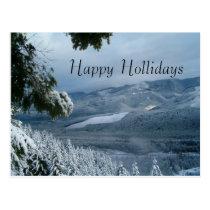 Happy Hollidays Postcard