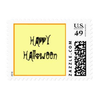 Happy Holloween Postage