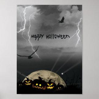 Happy Holloween Poster