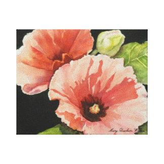 Happy Holly Canvas Print