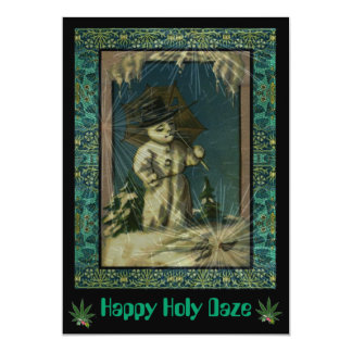 Happy Holy Daze Card