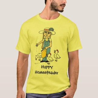 Happy Homesteader T-Shirt