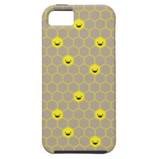 """Happy Honeycomb Cells"" iPhone 5/5S Vibe Case"
