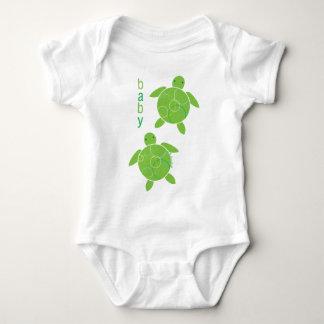 Happy Honu Infant Baby Bodysuit