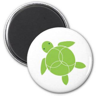 Happy Honu (sea turtle) Magnet