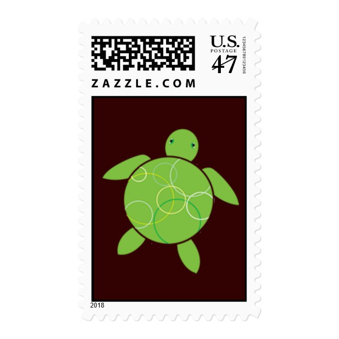 Happy Honu Stamp