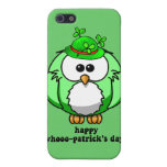 happy hoo patricks day cover for iPhone 5
