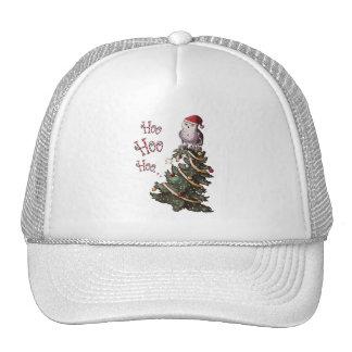 Happy Hoolidays Hat
