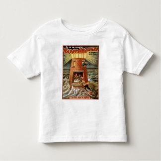 Happy Hooligan Lighthouse Poster T Shirt