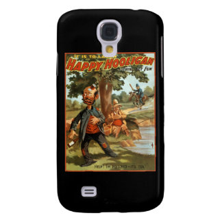 Happy Hooligan - Poisoned by Tea! Galaxy S4 Cases