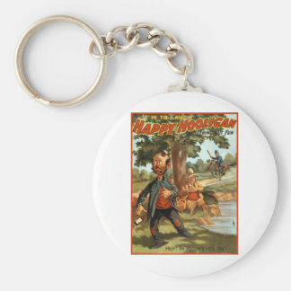 Happy Hooligan - Poisoned by Tea! Keychain