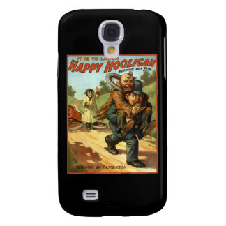 Happy Hooligan - Removing an Obstruction Galaxy S4 Cover
