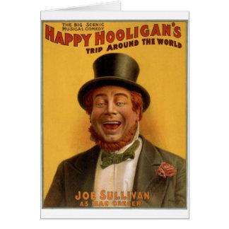 Happy Hooligan's Trip Around the World Cards